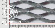 Challenge TR 62,5 x 25 x 9,1 x 2 mm, Siatka cięto ciągniona z blachy aluminiowej ENAW1050
