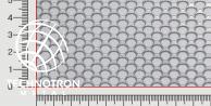 FE 10 x 7,6 x 1,4 x 0,7 mm, Siatka cięto-ciągniona z blachy ocynkowanej DX51D+Z - DX55D