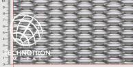 Power TH 47 x 13 x 5 x 2mm, Siatka cięto-ciągniona z blachy aluminiowej ENAW1050