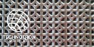 SO -  perforacja ozdobna; SECESE; dekoracyjna pogłębiona; 28-56; grubość 1 mm, blacha perforowana stalowa DC01-DC05