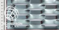 Siatka cięto-ciągniona Opinion TH 100 x 35 x 15 mm, 1.5 x 2000 x 1500,  z blachy stalowej DC01-DC05