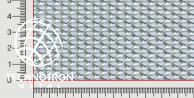 TR 10 x 5 x 1,6 mm, 1x1000x2000 mm, Siatka cięto-ciągniona z blachy stalowej  DC01-DC05