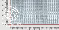 TR 4 x 2 x 0,6 mm; 0,5x1000x2000 mm, Siatka cięto-ciągniona z blachy stalowej  DC01-DC05