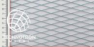 TR 42 x 12 x 1,6 mm;  0,8x1000x2000 mm; Siatka cięto-ciągniona z blachy stalowej  DC01-DC05