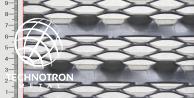 VERYWELLMESH®  TD 47 X 13  mm, Siatka cięto-ciągniona z blachy aluminiowej ENAW1050